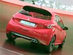 GIMS 2012. Peugeot 208 GTi Concept