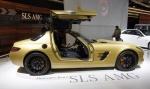 Mercedes-Benz SLS AMG Gold 3