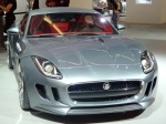 IAA 2011. Jaguar C-X16 Concept