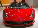 IAA 2011. Ferrari 458 Spider