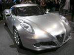 IAA 2011. Alfa Romeo 4C
