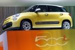 GIMS 2012. Fiat 500L