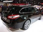 PIMS 2010. Peugeot 508 SW