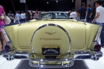 IAA 2011. Chevrolet 57 Bel Air convertible
