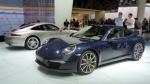 IAA 2011. Porsche 911 Carrera