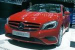 GIMS 2012. Mercedes A-Class 2013