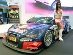 IAA 2011. Audi A4 DTM 2011