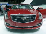 GIMS 2014. Cadilac ATS Coupe 2015