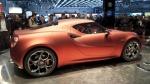GIMS. Alfa Romeo 4C
