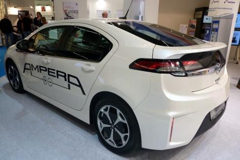 IAA 2011. Opel Ampera