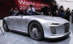 PIMS 2010. Audi e-Tron Spyder