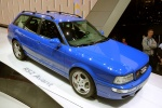 GIMS 2014. Audi RS2