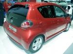 IAA 2011. Toyota Aygo