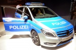 IAA 2011. Mercedes B-Klasse Police