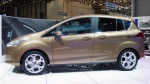 GIMS 2012. Ford B-Max 2013