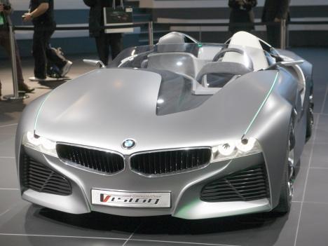GIMS. BMW Vision ConnectedDrive