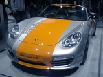 IAA 2011. Porsche Boxter E