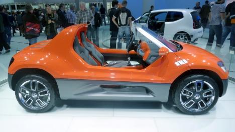 IAA 2011. Volkswagen Buggy-Up