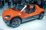 IAA 2011. Volkswagen Buggy-Up
