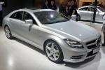 IAA 2011. Mercedes CLS-Klasse