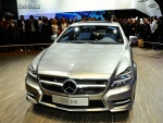 PIMS 2010. Mercedes CLS 2011