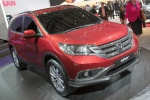 GIMS 2012. Honda CRV Concept