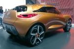 IAA 2011. Renault Captur Concept