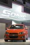 NAIAS. Chevy Sonic 2011