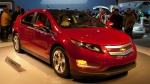 NAIAS. Chevy Volt 2011