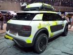 GIMS 2014. Citroen C4 Cactus Aventure
