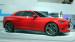 GIMS 2012. Chevrolet Code 130R Concept