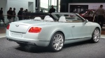 IAA 2011. Bentley Continental GTC