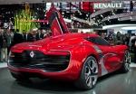 PIMS 2010. Renault DeZir Concept