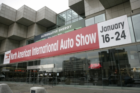 North American International Auto Show 2010