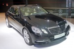 IAA 2011. Mercedes E-Klasse Guard