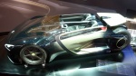 IAA 2011. Peugeot EX1 Concept