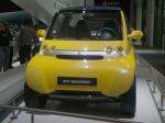IAA 2011. Smart Eco Speedster Concept