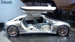 IAA 2011. Mercedes F125 Concept