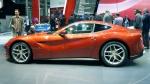 GIMS 2012. Ferrari F12 Berlinetta