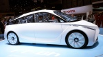 GIMS 2012. Toyota FT-Bh concept