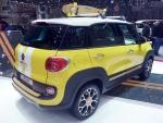 GIMS 2014. Fiat 500L Street Surf