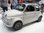 GIMS 2014. Fiat Abarth 695 SS
