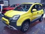 GIMS 2014. Fiat Panda Cross