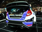 PIMS 2010. Ford Fiesta RS WRC 2011