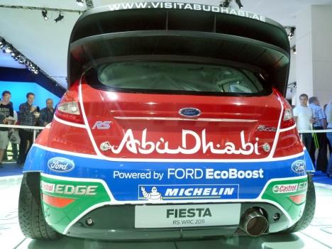 IAA 2011. Ford Fiesta RS WRC 2011