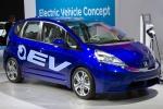 LAAS 2010. Honda Fit EV Concept