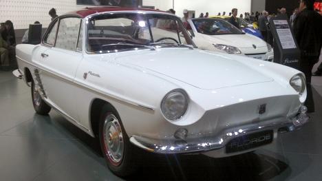IAA 2011. Renault Floride