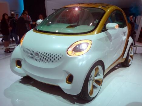 IAA 2011. Smart Forvision Concept