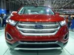 GIMS 2014. Ford EDGE Concept