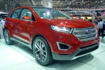 GIMS 2014. Ford EDGE Concept